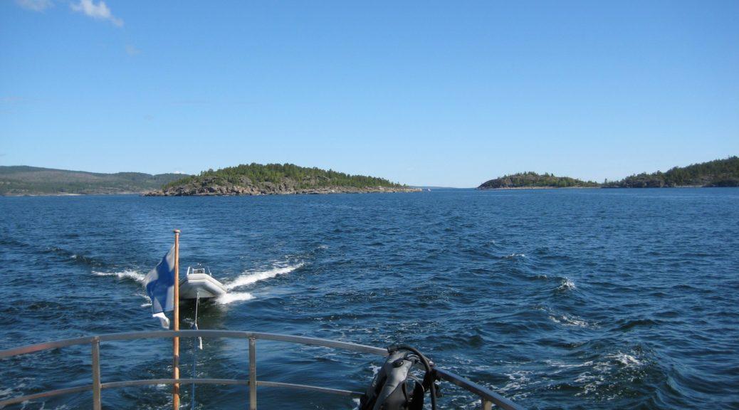 Ruotsin rannikko kesällä 2017, Kuva: Jouni Keskimäki
