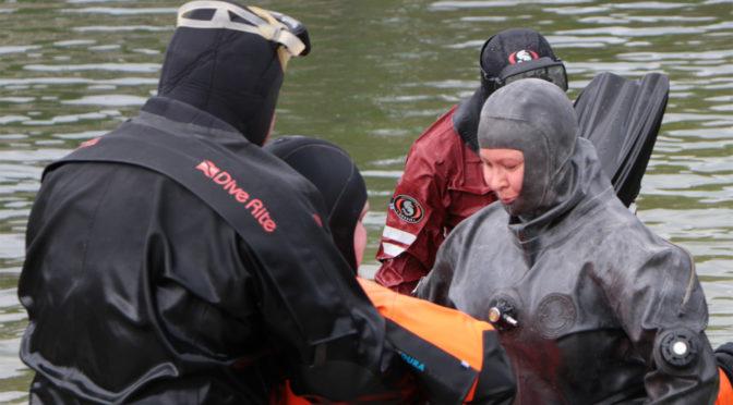 Sukellusturvallisuus-viikonloppu Kaatialassa
