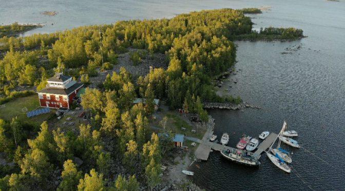 Viikonloppu Mikkelinsaarilla