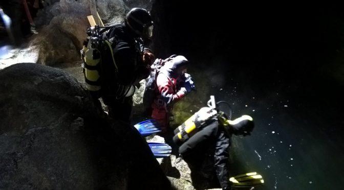 Sukeltajien Yö, Divers Night