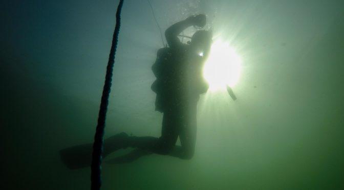 Sukelluskurssin Ensikosketus