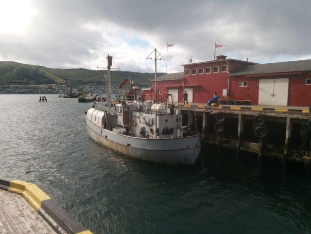 Galten-jahdilla järjetetään lähivesillä sukellusreissuja