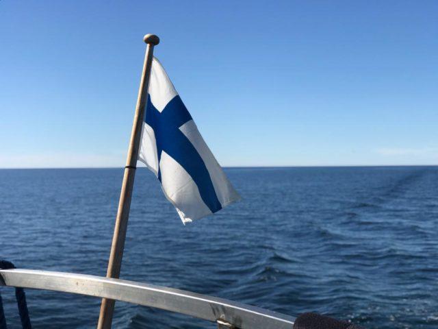Suomen kesä ja merenkurkun saaristo!
