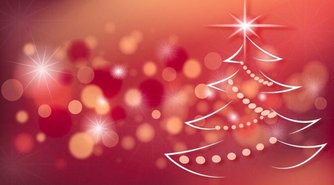 Hyvää joulua ja onnellista uuttavuotta 2021